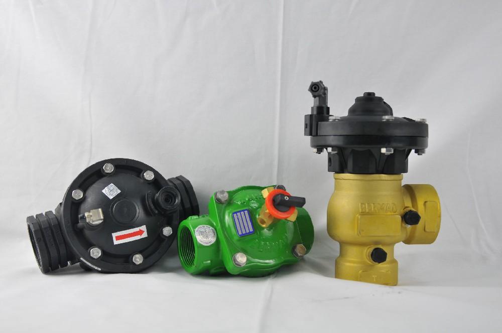 自清洗过滤器的自动排污阀相关故障分析