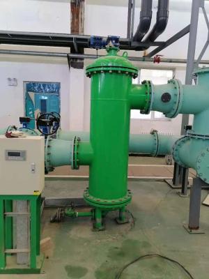 自清洗过滤器在制糖厂的应用