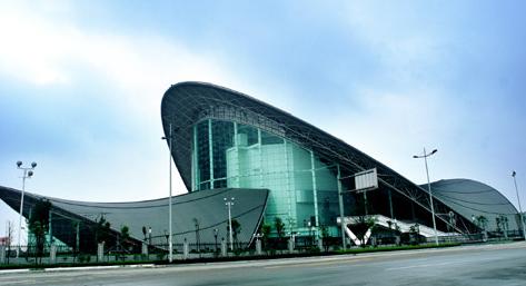 湖南省游泳跳水中心